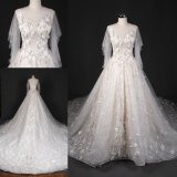 Прозрачный стакан Красочный вечерний устраивающих платье свадебные платья Lt7513