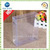 La vente en gros emballages en PVC transparent clair vierge Case (JP-Pb014)