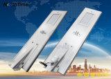 Lâmpada de rua solar completa quente do diodo emissor de luz da venda 30W com 3-Years-Warranty