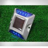 파란 LED 번쩍이는 정원 가벼운 묘안석 태양 도로 장식 못
