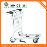 Auto Brake를 가진 최신 Selling Stainless Steel Airport Baggage Trolley
