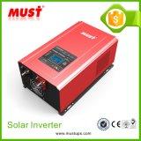 格子純粋な正弦波太陽インバーターを離れたISO9001工場セリウム標準3kw 24VDC