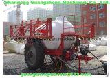 pulvérisateur agricole haut efficace de boum d'équipement d'entraîneur du pesticide 3000L
