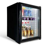 kleiner Getränkekühlraum der Qualitäts-40L mit Glastür (GRT-XC40-1)