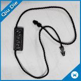 Precio de fábrica de calidad superior de las cadenas con la etiqueta del sello de la ropa