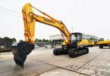베스트셀러 Sinomach 건축기계 기술설계 장비 34 톤 1.5 M3 크롤러 유압 굴착기