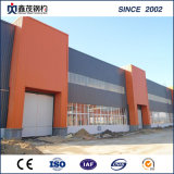 China fabrizierte Stahlkonstruktion-Werkstatt mit niedrigen Kosten vor