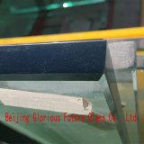 China Superdünn 5mm Niedrig-Eisen ausgeglichenes Glas
