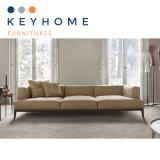 Sala de estar sofá de couro transversal para venda (T-036)