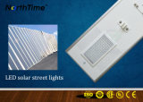 沿岸水域のためのオールインワンスマートな太陽動力を与えられたLEDの街灯