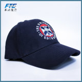 Het aangepaste Borduurwerk van de Kappen van de 6-paneel Katoenen Sport van het Honkbal