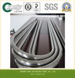 製造業者AISI 304の316 Uタイプステンレス鋼の管