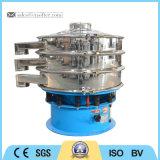Vibration de la machine pour le dépistage de la grille de la poudre d'électrodes
