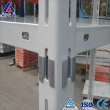 China-Hersteller-Mehrebenenmetall gekerbte Winkel-Zahnstange