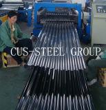 0.12mm*665-800-900-1050mm/Hdgi, strato del tetto di PPGI Ibr