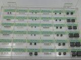 Estrangulador de modo comum, Corrente Nominal: 1.5AMP, PCM4532uma série ACM equivalente Série4532 (TDK) para USB2.0/IEEE1394 da linha de sinal