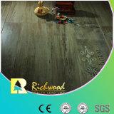 HDF AC4の寄木細工の床のカシのかえでによって薄板にされる積層の木製のフロアーリング