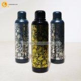 Edelstahl-Vakuumwasser-Flasche mit Folien-Drucken-Firmenzeichen