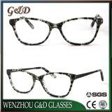 Oogglas van Eyewear van het Frame van het Schouwspel van de Acetaat van het Nieuwe Product van de Stijl van de manier het Optische