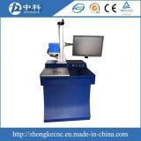 CNC van het Embleem van het metaal de Laser die van de Vezel Machine/de Machine van de Gravure van de Laser merken