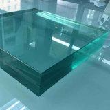Bespoke Clear 10mm sanduíche temperado vidro arquitectónico