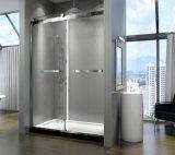 Porta deslizante superior de alumínio do chuveiro do Upc