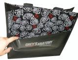 公認の製造業者のBOPPによって薄板にされる非編まれたショッピング・バッグ