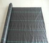 Venta directa de la fábrica de China de la tela negra de la cubierta de tierra de los PP