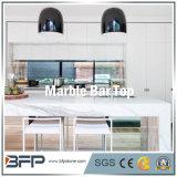 Chinese Natuurlijke Marmeren Countertop van de Steen voor Staaf/Keuken/de Zaal van de Ijdelheid