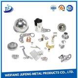 Liga de alumínio Peças de Fabricação de chapas metálicas com processo de estampagem