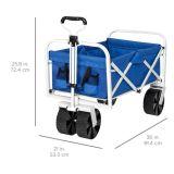 Strand-faltender Lastwagen für im Freienspiel mit grossem Rad