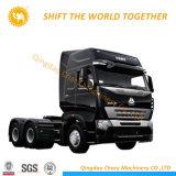 Camion di rimorchio capo delle rotelle del camion 10 del trattore di HOWO A7