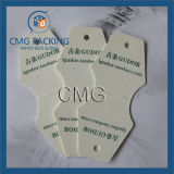 Kundenspezifischer Foldover Kartenhalter für Halsketten (CMG-045)