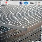 Negro del acero de carbón de los materiales de construcción y pequeña reja galvanizada del acoplamiento