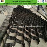 De HDPE Geocell Folha de plástico de engenharia de máquinas de extrusão