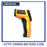 GM700 Termómetro de infravermelhos digital com 12: 1 Distância Rácio Spot