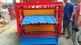 Alta qualidade quente da venda três camadas que telham a maquinaria do painel