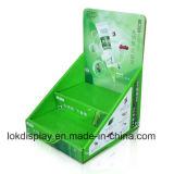 2 Camadas de papelão para impressão em offset bancada para Eye Nata, cartão Caixa de Exibição de maquiagem, China PDQ Exibir Factory
