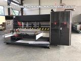 Máquina que ranura y que corta con tintas de ataque del borde 4 del color de la impresión automática de la cartulina