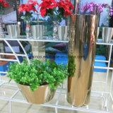 カスタム大きく高いステンレス鋼の花プランターボックス花つぼ