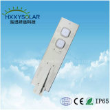 illuminazione stradale solare Integrated di 30W LED con la garanzia lunga