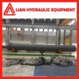 Подгонянный гидровлический цилиндр плунжера для проекта Conservancy воды
