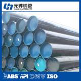 Tubo de acero inconsútil 133*7 para los líquidos con transporte sólido de la partícula