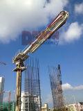 Asta di collocazione concreta di sollevamento idraulica automatica 29m della torretta della pavimentazione 33m senza contro peso sulla vendita