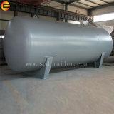 Aço carbono Petroleiro de combustível dos tanques de armazenagem de água em aço inoxidável