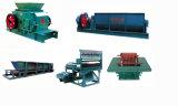 Máquinas automáticas de fabricação de tijolos de argila de alta capacidade
