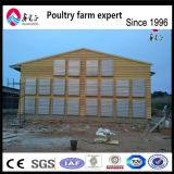 Закрытая цыплятина расквартировывает оборудование фермы бройлера цыпленка системы автоматическое