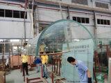 la radura di 10mm/12mm/15mm/19mm/ultra chiaro curvo/ha piegato il vetro temperato Tempered/