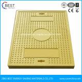 En124 Zusammensetzung-Einsteigeloch-Deckel des Standard-700X500mm