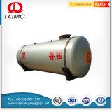 Армированное пластмассовых деталей из стали в защитной оболочке подземный резервуар для хранения бензина экспортируется в Австралии